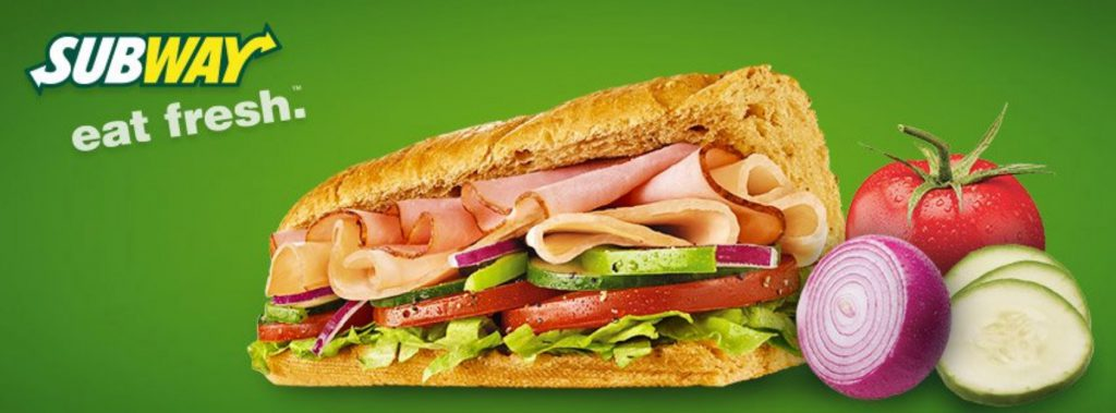 Subway - Eat Fresh